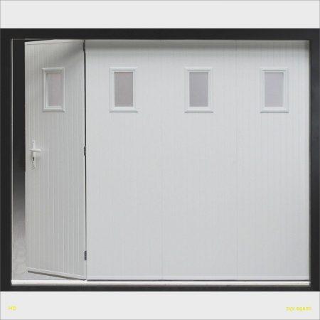 dimension porte de garage